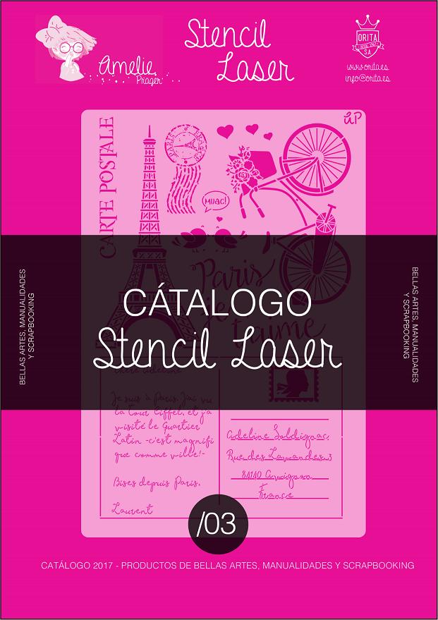 Catálogo Stencil